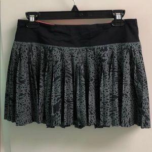 Lululemon Pleat to Street Skirt- Size 6